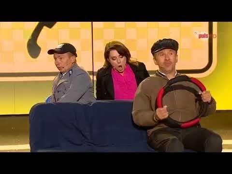 Kabaretobranie 2016 - VIII Zielonogórska Noc Kabaretowa - Mikołaj Cieślak i Janusz Rewers - Kebab from YouTube · Duration:  7 minutes 12 seconds