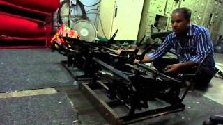 Dual Recliner Mechanism Working