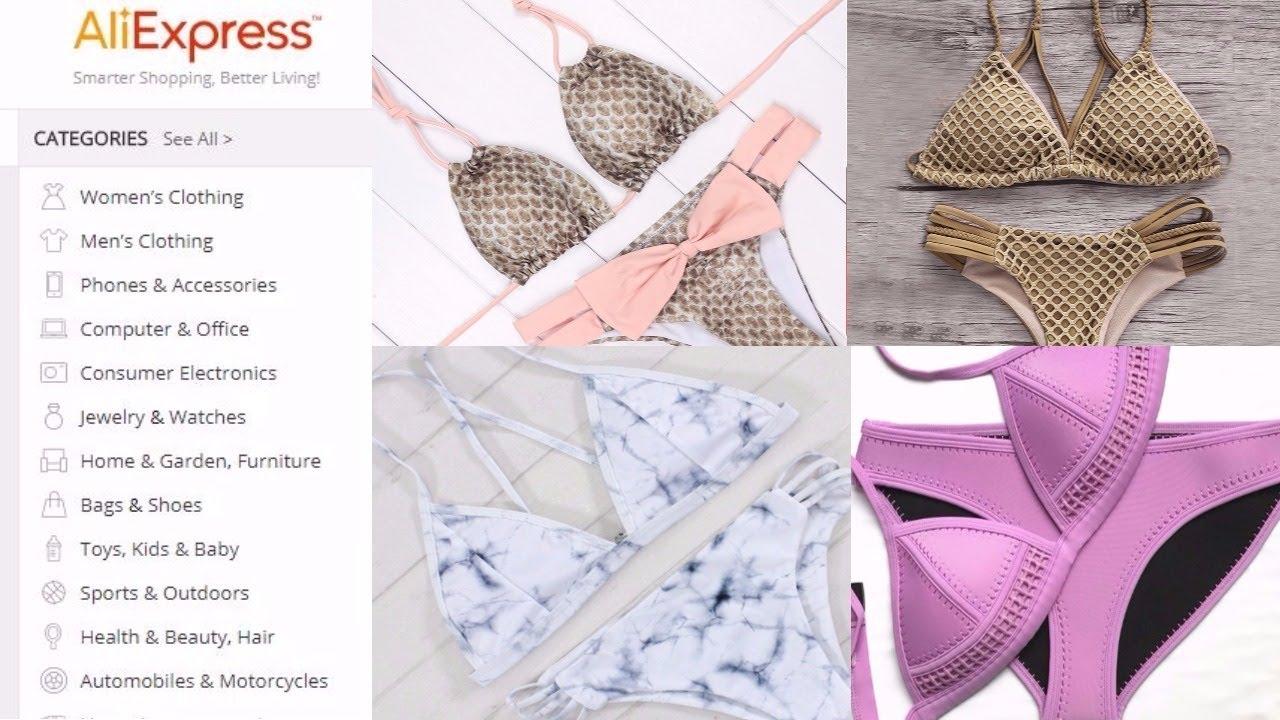 AliExpress: Watch Me Shop for Affordable Bikinis