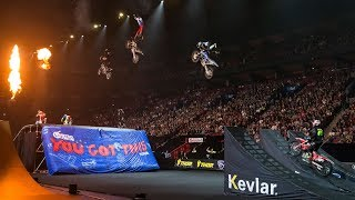 Epic Tricks From One of the Best First Shows