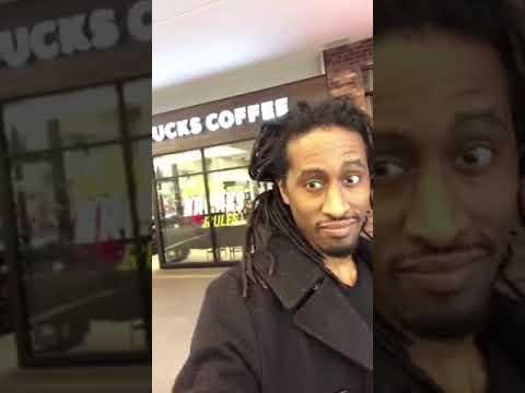 Starbucks is racist - Gimme free coffee @vibehi