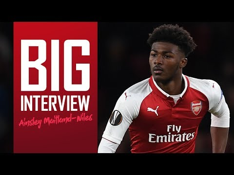 Arsenal: So, has Ainsley Maitland-Niles chosen his position?