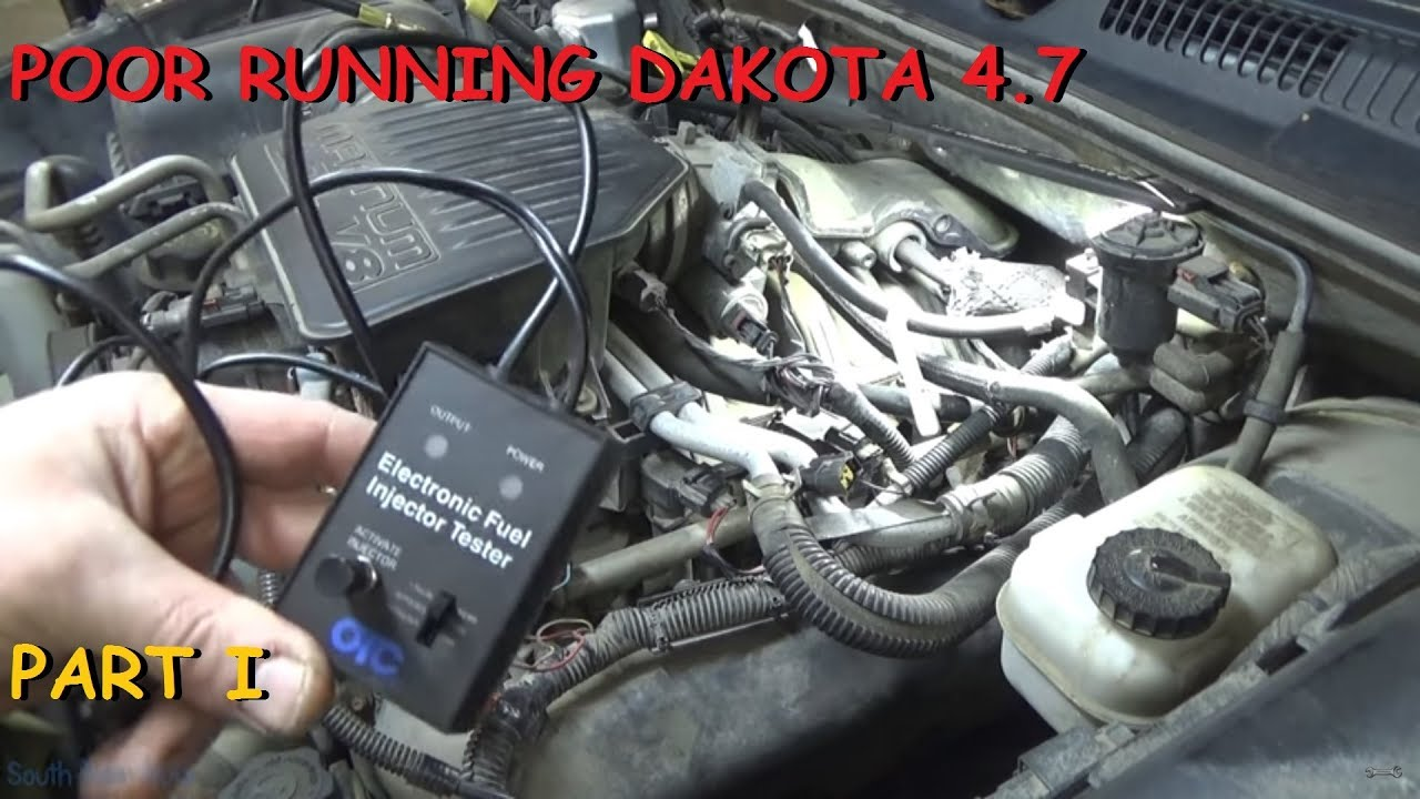 Dodge Dakota Intermittent Skipping Bucking Poor Running Part I