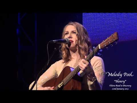 Melody Pool - Telstra Road to Discovery Award Night (Performance and Announcement)