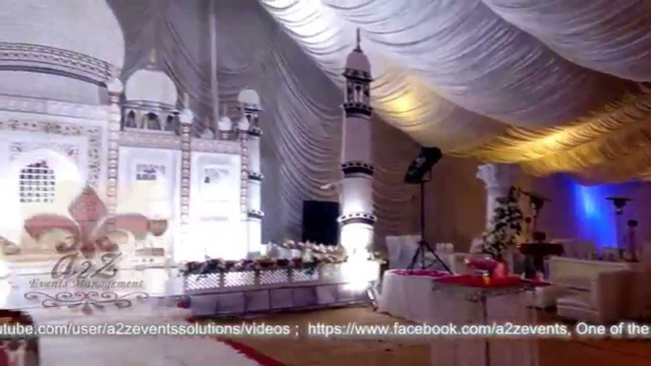 Walima Taj Mehal Hire Best And World Cl Weddings Planners In La Stan You