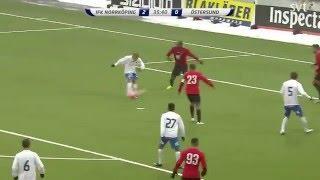 Bärkroths 2-0 mål mot Östersund