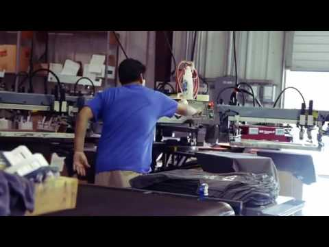 RiverCity Screenprinting & Embroidery Commercial