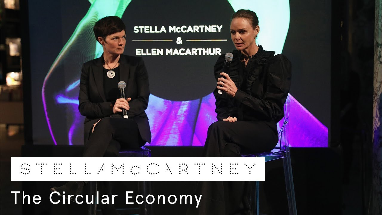 cce128c066 Stella McCartney in conversation with Ellen MacArthur
