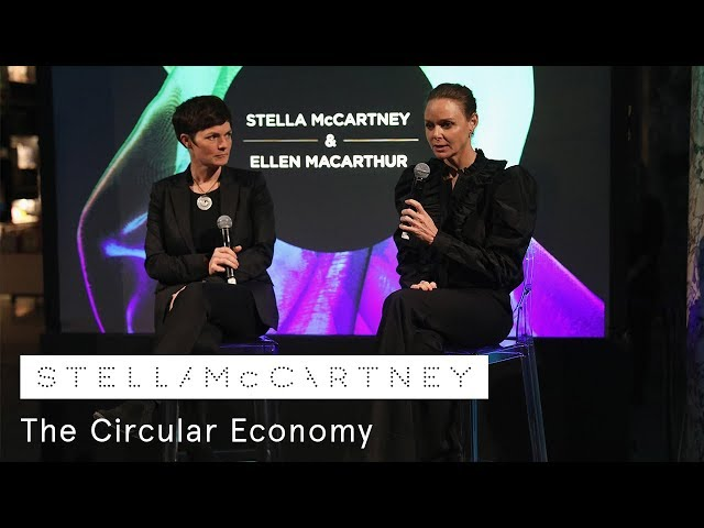 Stella McCartney in conversation with Ellen MacArthur | The circular economy
