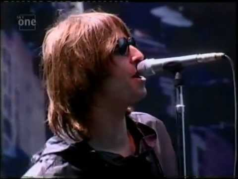 Oasis - Liam Gallagher Wembley Stadium Rants - part 1