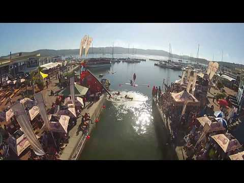 Hansa Waterfront Rush : Finals Dec 2012 filmed with GoPro Hero 2.
