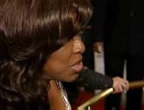 Natalie Cole slams Winehouse's Grammy success (2008)
