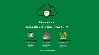 Treinamento - Dominando o Serviço Proxy - Endian Firewall UTM