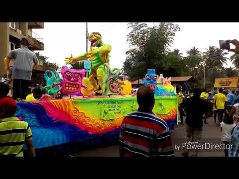 Panjim Carnival 2018 - Goa