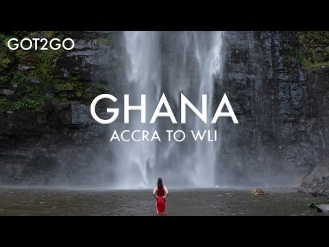 GHANA: From Accra to Wli Waterfalls. CHALLENGING CHECKPOINTS AND BEAUTIFUL NATURE! // EPS. 16