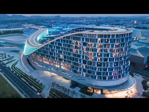 Top Architecture: Qingdao World Expo City Conference Center