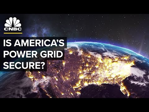 How Secure Is The United States Power Grid?