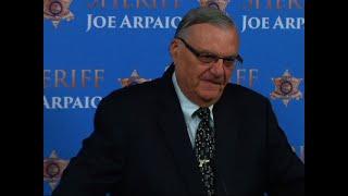Former Phoenix Lawman Joe Arpaio Back In Court
