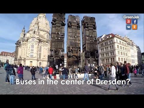 Dresden, Germany Vacation Travel Video Guide - Дрезден - Самый красивый город в Германии