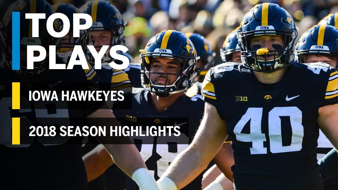 Iowa vs. Minnesota score: No. 20 Hawkeyes knock off No. 8 ...