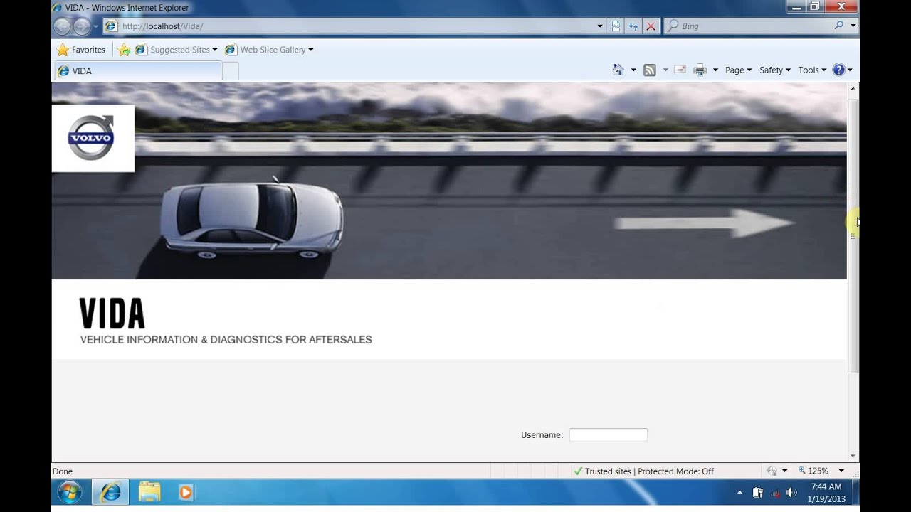 how to install volvo vida dice on win7 - YouTube