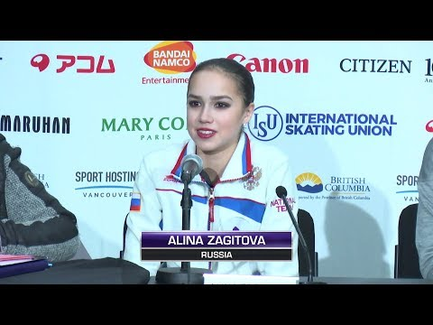 Alina Zagitova GP Final 2018 FS Press