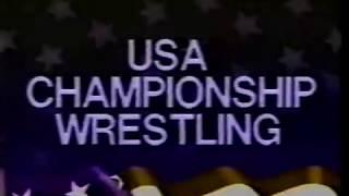 NWA USA Championship Wrestling 7/16/88