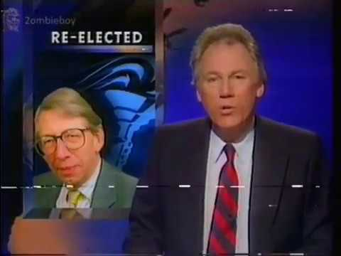 BBC News Headlines & Look East & wheather 14-3-1994 (VHS Capture)