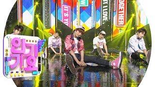 TXT(투모로우바이투게더) - CROWN(어느날 머리에서 뿔이 자랐다) @인기가요 Inkigayo 20190324