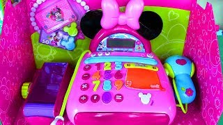Video Disney Junior Mickey Mouse Clubhouse Minnie Mouse Bow-tique Electronic Cash Register download MP3, 3GP, MP4, WEBM, AVI, FLV April 2018