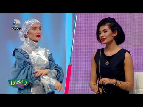 "Bravo, ai stil! (26.07.2017) - Adela, aparitie super-stralucitoare! Andreea Banica: ""Ma dor ochii!"""