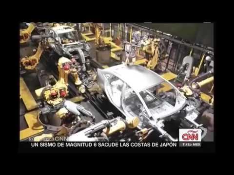 México, La Potencia Automotriz, La Fuerza En Movimiento