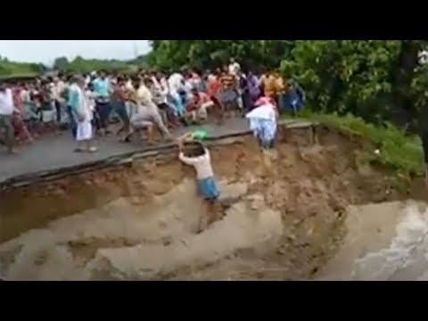 Dozens killed in flooding in India