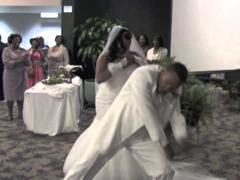 Best Wedding Reception Entrance Ever Youtube