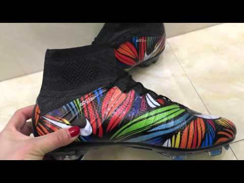 Unboxing Nike Mercurial Superfly FG OUSADIA E ALEGRIA Concept Boots