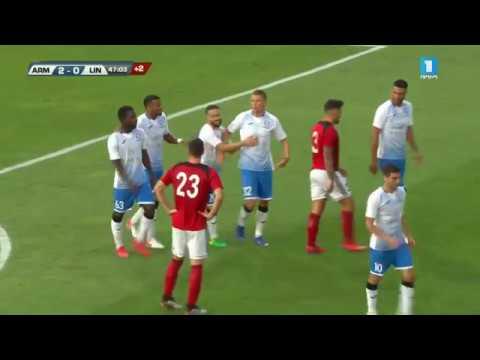 FC Ararat-Armenia 2:0 Lincoln Red Imps   All Goals   UEFA Europa League