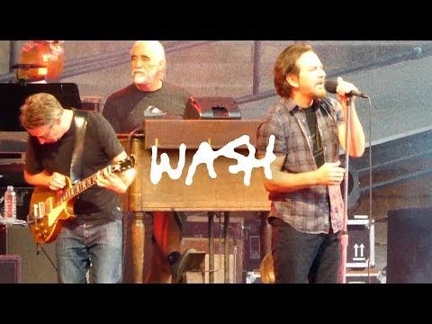 Pearl Jam - Wash, Berlin 2018 (Edited & Official Audio)