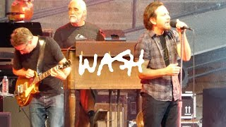 Pearl Jam - Wash, Berlin 2018 (Edited & Official Audio)