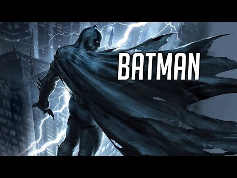 I'm Batman - Nightcore/w lyrics