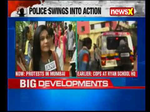 Justice for Pradhyuman: After protest in Gurugram, protest reaches Mumbai