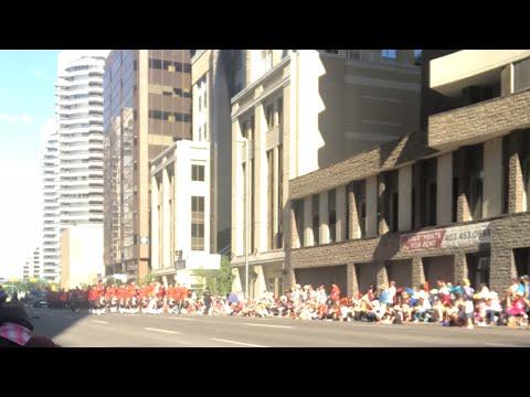 Calgary Stampede Parade 2017