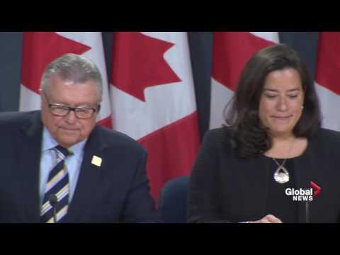 Canadian Government Announces Details On Legalized Pot Legislation