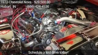1972 Chevrolet Nova  for sale in Hobart, IN 46342 at Haggle