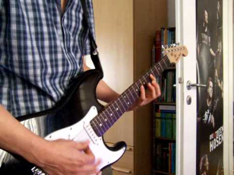 Innen alles Neu by DTH guitar cover