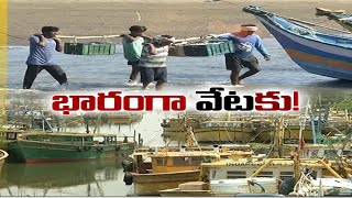 Amid Corona, Fisherman Facing Several Struggles   in East Godavari Dist   Due to Hike Diesel Prices