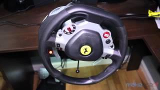 Thrustmaster Tx Racing Wheel Ferrari 458 Italia Edition Review Youtube