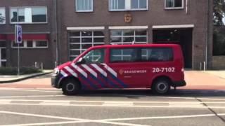 Prio 1 6031 6032 woning brand grote brand grotestraat Waalwijk