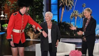 Dame Judi Dench on If She'd Be Into a Relationship with a Younger Man