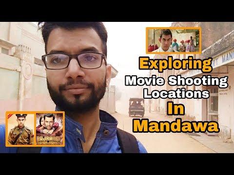 Exploring Film Locations In Mandawa like,...