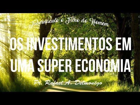 Os investimentos em uma super economia - 05/11/2017